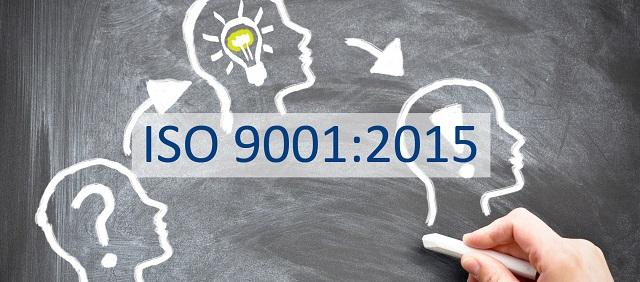 ISO 9001 2015 phiên bản mới cập nhật