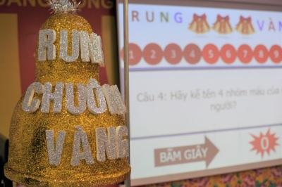 Rung Chuông Vàng kỷ niệm 12 năm Ngày thành lập VinaCert