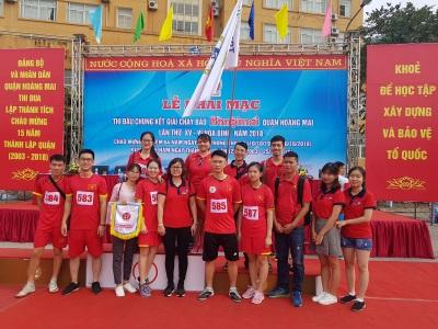Giải Chay báo Hà Nội Mới lần thứ 15 – Vì hòa bình năm 2018