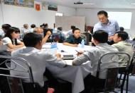 """VinaCert tổ chức khóa đào tạo chuyển đổi """"Chuyên gia đánh giá ISO 9001:2005"""""""