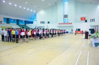 Hội thao VinaCert lần thứ 5 năm 2017