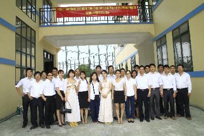 Lễ ra mắt Chi bộ Đảng và Chi đoàn thanh niên công ty VinaCert