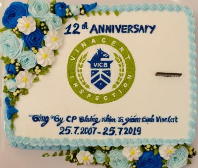 Kỷ niệm 12 năm ngày thành lập VinaCert