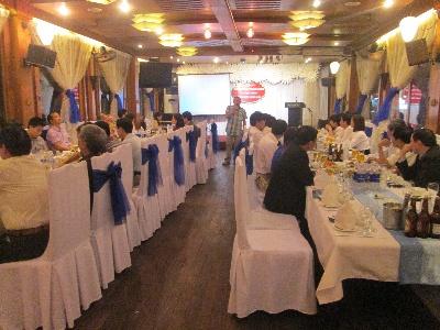 VinaCert tổ chức giao lưu chào mừng thành công kỳ họp thứ 8- Quốc hội khóa XIII.