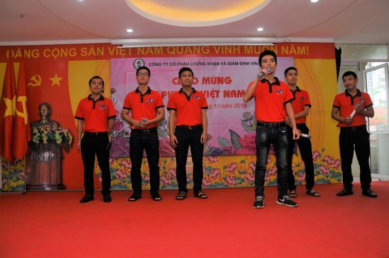 Ngày Phụ Nữ Việt Nam 20.10.2018