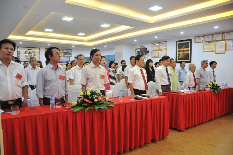 Đại hội Chi bộ VinaCert - Đại hội Chi bộ điểm của Đảng ủy Khối doanh nghiệp Quận Hoàng Mai