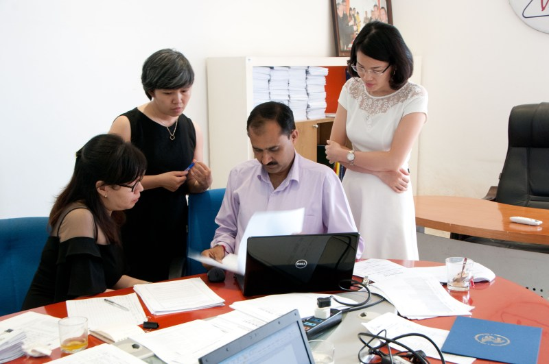JAS-ANZ đánh giá giám sát HTQL của VinaCert