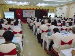 Hội thảo về tái cơ cấu ngành chăn nuôi vịt thương phẩm tại Đồng Tháp