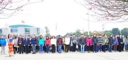 VinaCert long trọng tổ chức Lễ báo công dâng Bác