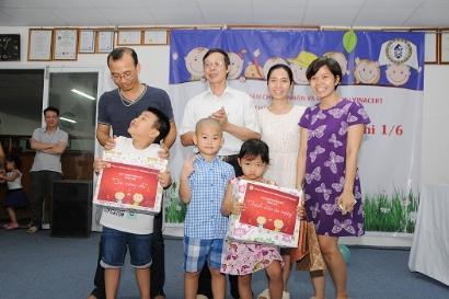 VinaCert tổ chức Tết thiếu nhi 1/6 năm 2015