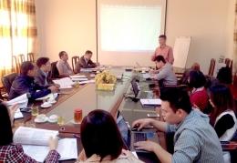 VinaCert tham gia khóa đào tạo nghiệp vụ VietGAP trong Chăn nuôi