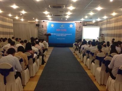 Vinacert đồng tổ chức hội nghị triển khai các quy định của pháp luật về an toàn thực phẩm