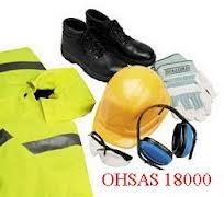 OHSAS 18000 - Hệ thống quản lý sức khỏe và an toàn lao động