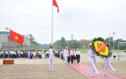 VinaCert trang trọng tổ chức Lễ báo công dâng Bác