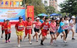 VinaCert đạt Nhì đồng đội nữ Giải chạy Báo Hànộimới quận Hoàng Mai lần thứ 16- Vì hòa bình năm 2019