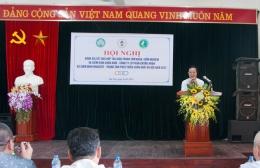 Hội nghị đánh giá kết quả hợp tác giữa VinaCert với Trung tâm Khảo, kiểm nghiệm và kiểm định Chăn nuôi; VinaCert với Trung tâm Phát triển Chăn nuôi Hà Nội