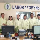 Phòng thử nghiệm 3 đón tiếp đoàn Campuchia thăm quan, tìm kiếm cơ hội hợp tác