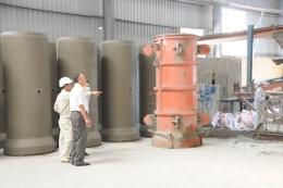 VinaCert đánh giá chứng nhận sự phù hợp HTQL theo ISO 9001:2008 cho Công ty CP AMACCAO