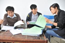 VinaCert đánh giá chứng nhận VietGAP tại Hợp tác xã rau an toàn Vân Hội Xanh
