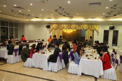 VinaCert tổ chức Hội nghị giao lưu khách hàng