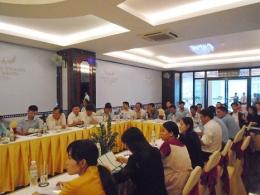 """VinaCert tổ chức buổi hội thảo về các vấn đề: """"Chất cấm trong chăn nuôi và kế hoạch triển khai các quy trình thực hành chăn nuôi tốt -  VietGAP chăn nuôi"""" tại Bình Định"""