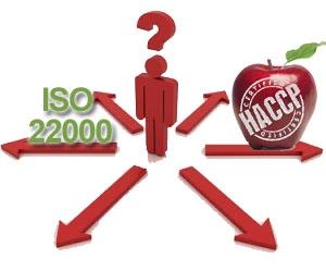 Áp dụng HACCP hay ISO 22000?