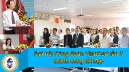 Đại hội Công đoàn VinaCert lần II thành công tốt đẹp