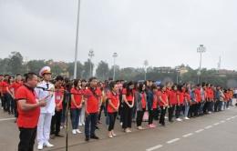 VinaCert tổ chức trọng thể Lễ báo công dâng Bác