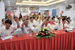Đại hội điểm Chi bộ VinaCert nhiệm kỳ 2017-2020 thành công tốt đẹp