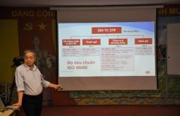 VinaCert tọa đàm về ISO 56002:2019 Hệ thống quản lý đổi mới