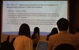 VinaCert tham dự Hội nghị do JAS-ANZ tổ chức tại Hàn Quốc