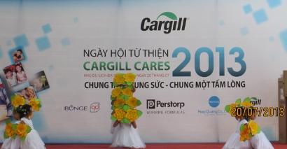VICB - Cargill Việt Nam: Chung tay, chung sức - Chung một tấm lòng