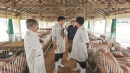 VinaCert đánh giá và cấp chứng chỉ VietGAP chăn nuôi cho Công ty CP chăn nuôi Tiền Giang