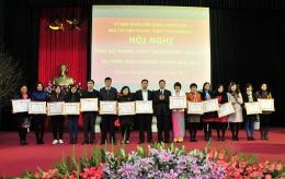 VinaCert vinh dự nhận Giấy khen của Chủ tịch UBND Quận Hoàng Mai