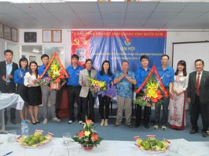Đại hội Chi đoàn VinaCert lần thứ II diễn ra thành công tốt đẹp