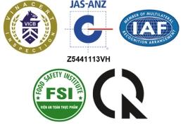 Cục An toàn thực phẩm – Bộ Y tế chỉ định Viện ATTP FSI thuộc VinaCert là tổ chức Chứng nhận hợp quy thực phẩm