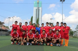 Giải bóng đá truyền thống VinaCert Khu vực phía Nam lần thứ nhất