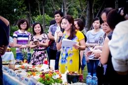 VinaCert tưng bừng tổ chức các hoạt động chào mừng ngày Phụ nữ Việt...