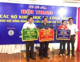 VinaCert đồng hành cùng Hội thao các Sở KH&CN khu vực Đồng bằng sông Cửu Long lần thứ 21