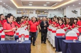 VinaCert học và làm theo tư tưởng, đạo đức và phong cách Hồ Chí Minh