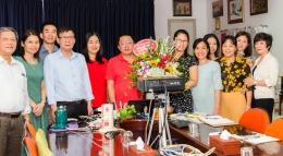 VinaCert Chúc mừng Doanh nhân Nguyễn Hữu Dũng