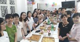 Ấm áp Ngày Phụ nữ Việt Nam tại VinaCert