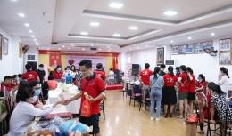 Ngày hội hiến máu tình nguyện tại Trụ sở VinaCert Hà Nội