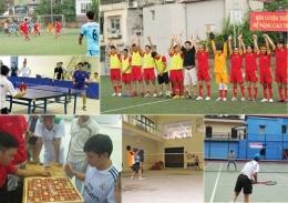 Ngày hội Thể thao VinaCert mở rộng năm 2016 sẽ diễn ra vào ngày 28/08
