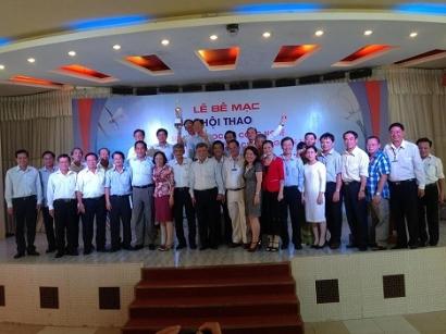 VinaCert đồng hành tổ chức Hội thao ngành Khoa học và Công nghệ khu vực ĐBSCL lần thứ XIX