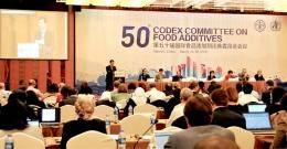 FSI thuộc VinaCert tham dự Hội nghị Codex quốc tế lần thứ 50 về phụ gia thực phẩm