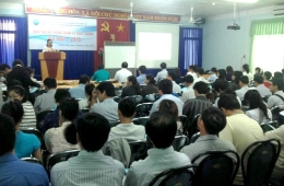 VinaCert tổ chức thành công khoá đào tạo chuyển đổi ISO 9001:2015 cho tổ chức/doanh nghiệp khu vực miền Trung