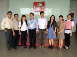 VinaCert đánh giá chứng nhận HACCP tại Công ty TNHH Emivest FeedMill Việt Nam