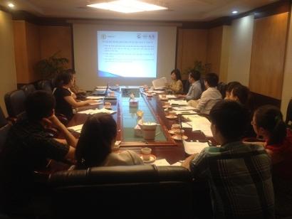 VinaCert đào tạo các văn bản quy phạm pháp luật của Nhà nước về thức ăn chăn nuôi cho công ty Hòa Phát