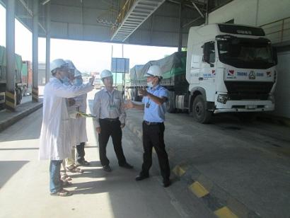 VinaCert đánh giá chứng nhận hợp quy thức ăn chăn nuôi Công ty CP Chăn nuôi C.P. Việt Nam - chi nhánh Xuân Mai, Hà Nội